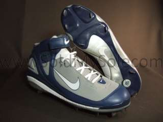 new style 74dac 61e25 Nike Air Huarache 2K5 Metal Baseball Cleats Blue Sz 14 ...