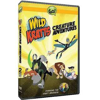 Wild Kratts: Creature Adventures: TV Shows