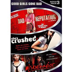 Good Girls Gone Bad (3 Pack) Movies