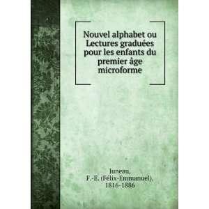ou Lectures graduées pour les enfants du premier âge microforme