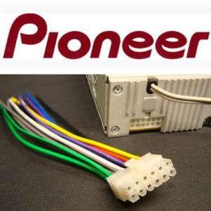 PIONEER HARNESS PLUG DEH 225 DEH 235 DEH 245 DEH 325 52
