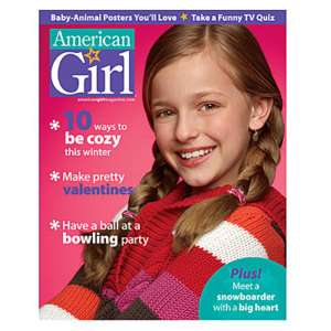 American Girl Magazine February 2011 Issue   Posters