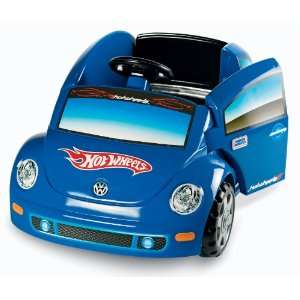 Power Wheels Hot Wheels VW Beetle Free Shipping!
