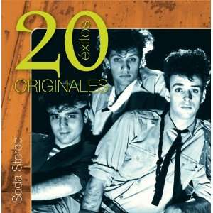 Originales 20 Exitos Soda Stereo Music