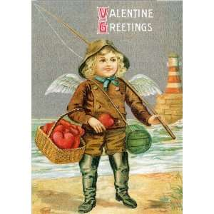 your Love Vintage Valentines Day Cards School Package