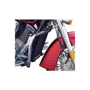04 09 HONDA VTX1300C MC ENTERPRISES FULL ENGINE GUARD